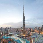 Image Nation's 'History of the Emirates' premieres on Burj Khalifa