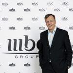 Marc Antoine d'Halluin joins MBC Group as CEO