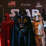 "Royal Film Commission screens ""Star Wars: The Rise of Skywalker"" in Jordan"