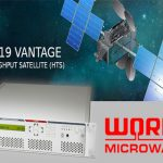 WORK Microwave demos tech for maritime connectivity with Intellian and Telesat