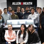 Allen & Heath makes NMK Electronics its exclusive distributor in the Middle East