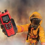 Cobham SATCOM welcomes new safety regulations for fire-fighter radios at sea