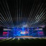 PWL lights WEGA Global Games opening ceremony in Doha