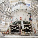 Orion spacecraft for NASA's Artemis I mission successfully completes testing