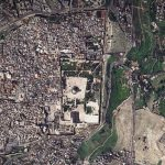 MBRSC shares satellite picture of Al Aqsa Mosque on Isra Wal Mi'raj