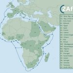 Facebook and telcos join hands to build undersea cable around Africa