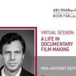Documentary maker Anthony Geffen hosts virtual session for Abu Dhabi book fair