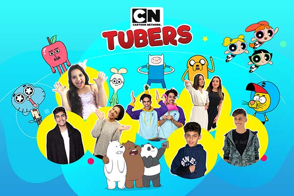 Cartoon Network Partners With Youtube Stars To Bring Cn Tubers To Mena Viewers Broadcastpro Me