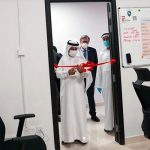 Ground station to track satellite built by UAE's AURAK students opens on uni campus