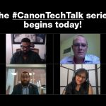 Canon discusses filmmaking in Africa in webinar to kickstart 'Tech Talk' series