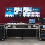 New 4K-UHD OB van in Qatar uses Ross technology to streamline workflow