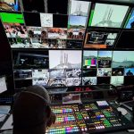 Media Mania OB truck covers Mars mission with FOR-A equipment
