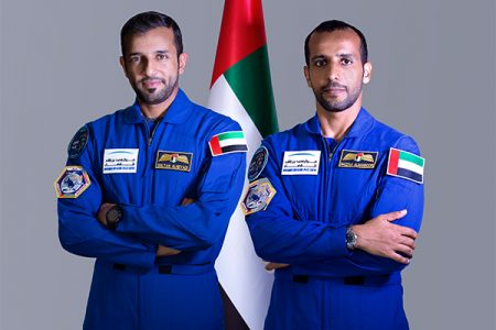 MBRSC partners with NASA to train four Emirati astronauts - BroadcastProME.com
