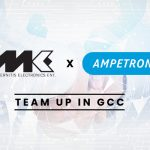 NMK and Ampetronic sign distribution deal in GCC