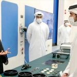 Sheikh Hamdan reviews MBRSC's 2021-2031 strategy, roadmap for UAE moon mission