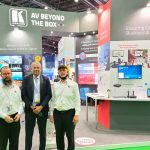Kramer Electronics debuts in UAE