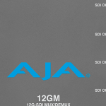 AJA announces two 12G-SDI openGear solutions