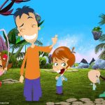 Spacetoon debuts 'The Moshaya Family Animation'