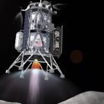SpaceX Falcon 9 wins Intuitive Machines contract for second Moon mission