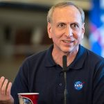 New Acting administrator at NASA