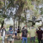 DJI launches new drone in Dubai with Advanced Media
