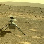 NASA's Ingenuity helicopter touches down on Mars