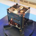 Mauritian satellite MIR-SAT1 to launch on June 3