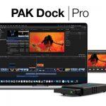 AJA launches PAK Dock Pro media reader