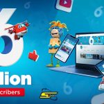 Spacetoon achieves over 2bn views and 6m subscribers on YouTube Channel