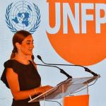 UNFPA appoints Amina Khalil as Honorary Ambassador