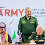 Saudi Arabia and Russia ink deal to develop military cooperation