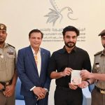 Malayali actor Tovino Thomas receives UAE golden visa