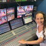Meet the first Turkish woman to work in an OB van