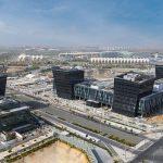 Yas Creative Hub reaches 95% completion mark