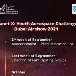 Emirates Mars Mission and Dubai Airshow 2021 woo students with Planet X challenge