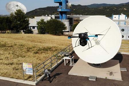 OneWeb uses QuadSAT's drone technology - BroadcastProME.com