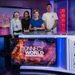 CNN Abu Dhabi rewards three CNN Academy graduates with paid internship