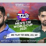 Etisalat and StarzPlay to air and stream ICC Men's T20 World Cup 2021